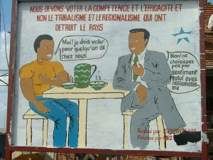 DR Congo Elections – a new beginning?