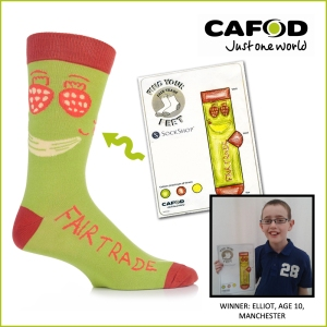 Fairtrade-sock-launch