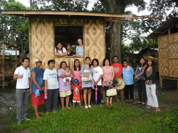 Capacity building in the Philippines post-Typhoon Washi