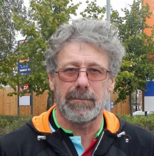 Andy Wansbury shares with us how volunteering with CAFOD has helped him to find a way back to the Church and a community.