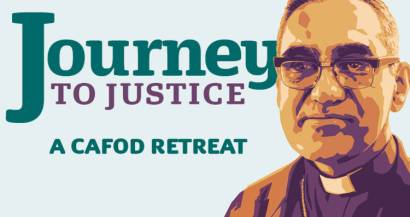 Journey To Justice : A CAFOD Retreat