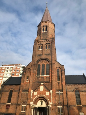 Parish of the Sacred Heart Church, Battersea (Photo: CAFOD)