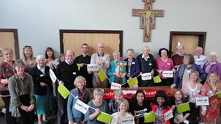 Meet other volunteers and learn more about CAFOD's global impact