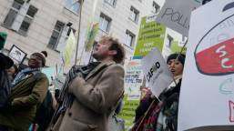 Europe-Poland-CAFOD-campaigner-leads-chant-at-COP24-rally_opt_fullstory_large