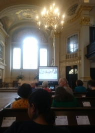 A Workshop at St Martin In The Fields Church
