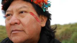 Davi Kopenawa Yanomami has been fighting for the rights of his indigenous community for the past 25 years
